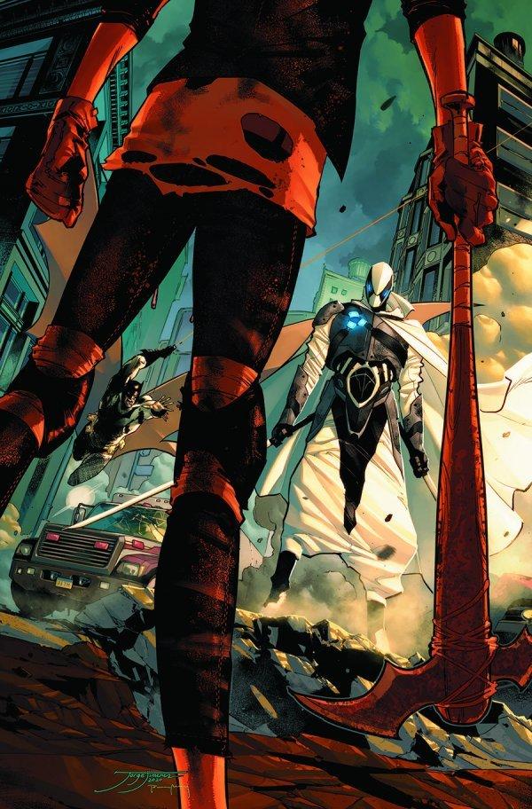 BATMAN #103 COVER A JORGE JIMENEZ - ÖN SİPARİŞ KAPORA ÖDEMESİ
