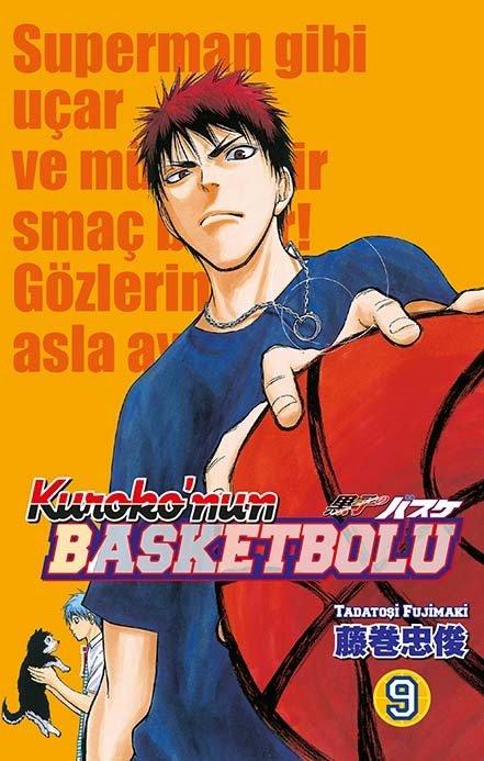 Kuroko'nun Basketbolu Cilt 9