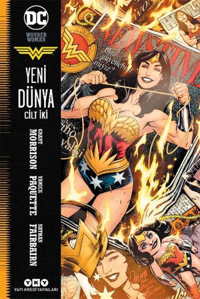 Wonder Woman Yeni Dünya Cilt 2