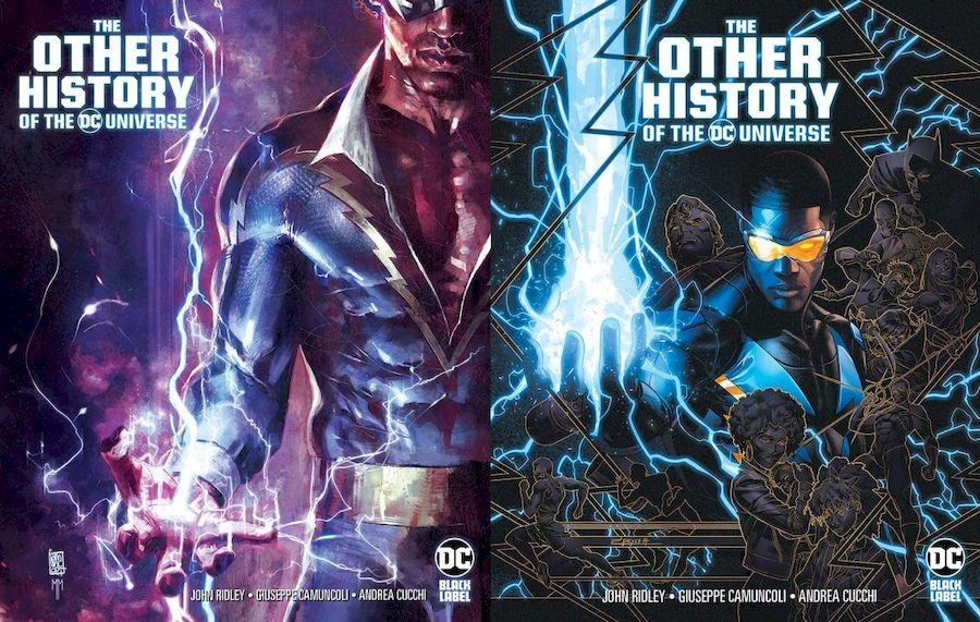 OTHER HISTORY OF THE DC UNIVERSE #1 (OF 5) - ÖN SİPARİŞ KAPORA ÖDEMESİ