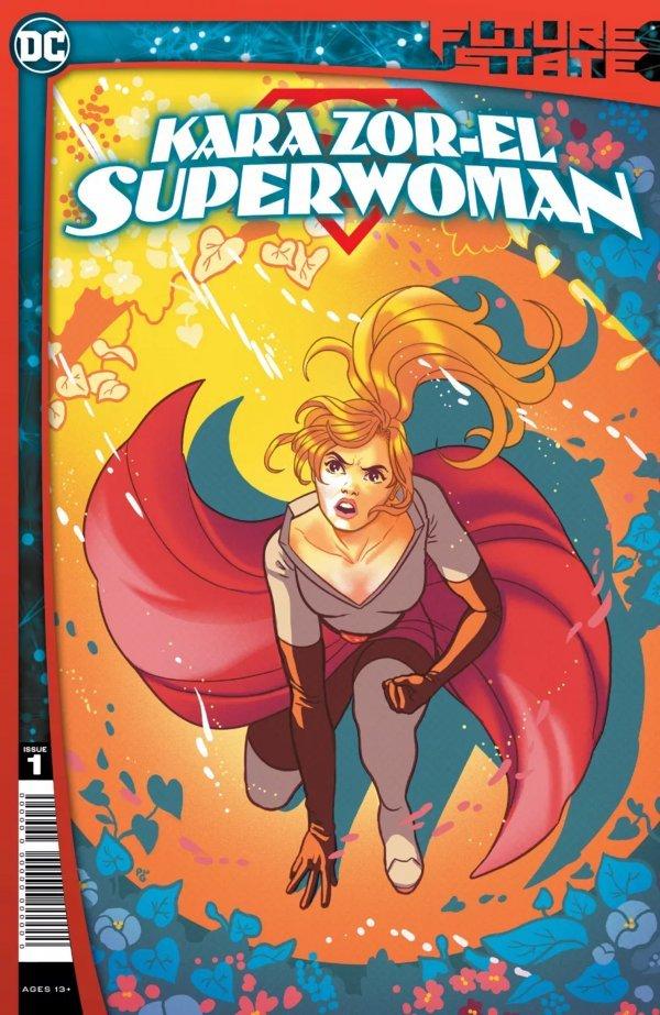 FUTURE STATE KARA ZOR-EL SUPERWOMAN #1 (OF 2) - ÖN SİPARİŞ KAPORA ÖDEMESİ