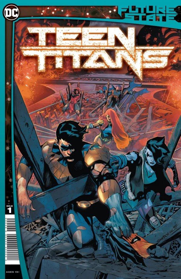 FUTURE STATE TEEN TITANS #1 (OF 2) - ÖN SİPARİŞ KAPORA ÖDEMESİ