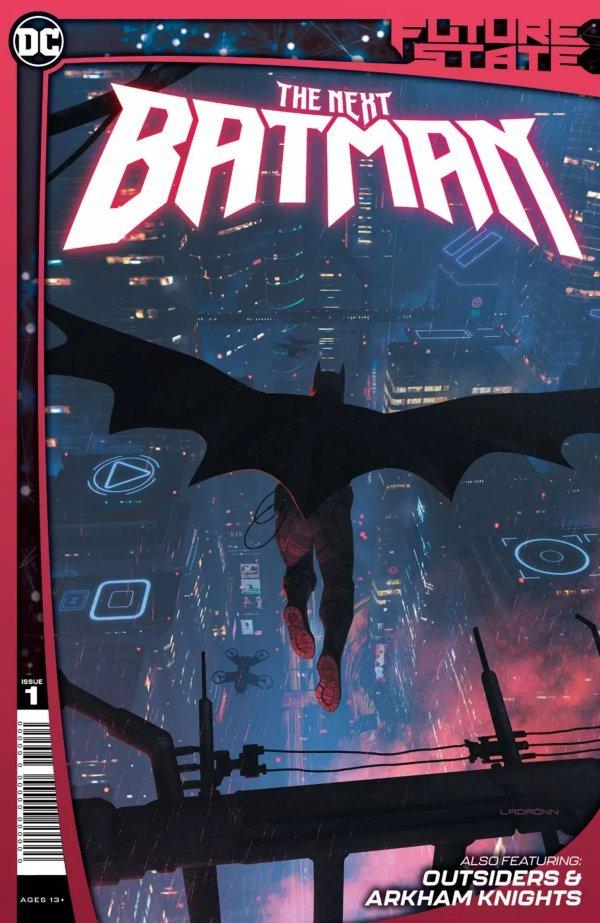 FUTURE STATE THE NEXT BATMAN #1 (OF 4) - ÖN SİPARİŞ KAPORA ÖDEMESİ