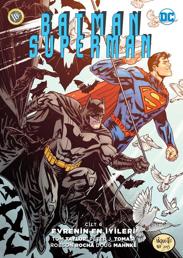 Batman / Superman Cilt 6: Evrenin En İyileri