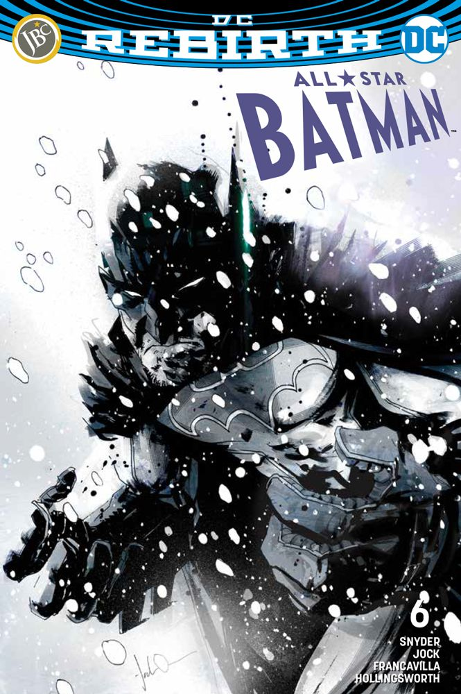 All-Star Batman Sayı 6