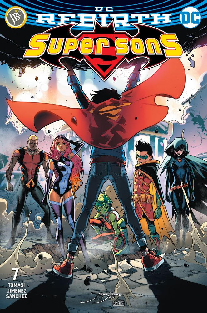 Super Sons Sayı 7