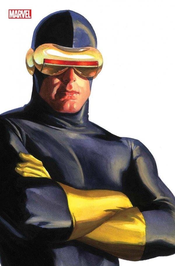 X-MEN #13 ALEX ROSS CYCLOPS TIMELESS VARIANT XOS
