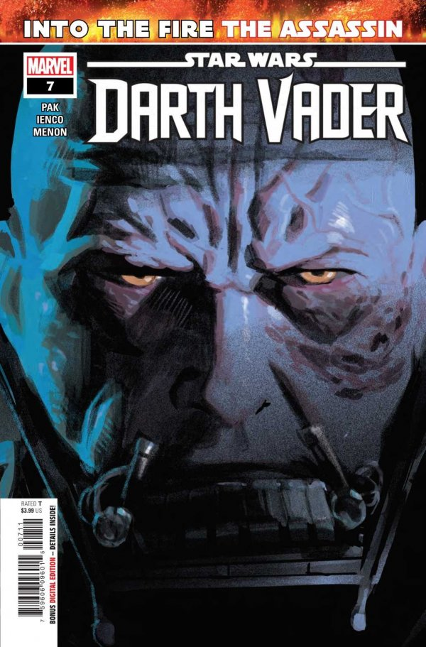 STAR WARS DARTH VADER #7
