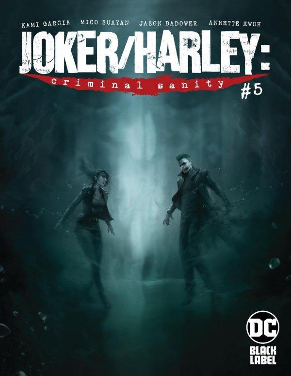 JOKER HARLEY CRIMINAL SANITY #5 (OF 9) COVER A FRANCESCO MATTINA