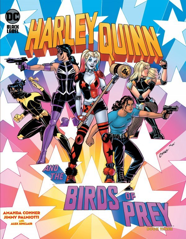 HARLEY QUINN & THE BIRDS OF PREY #3 (OF 4)