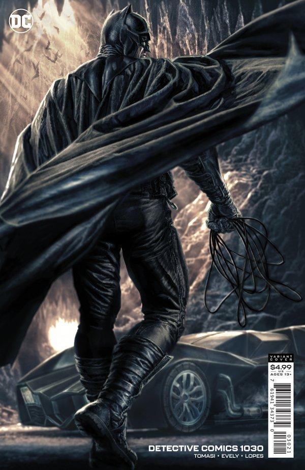 DETECTIVE COMICS #1030 COVER B LEE BERMEJO CARD STOCK VARIANT
