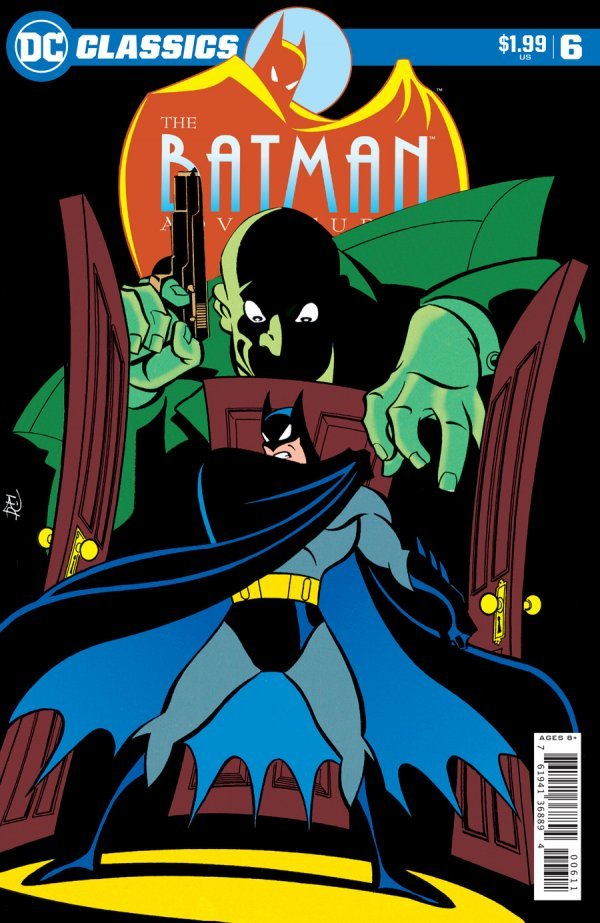 DC CLASSICS THE BATMAN ADVENTURES #6