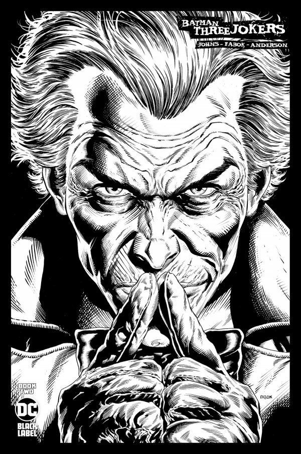 BATMAN THREE JOKERS #2 (OF 3) INC 1:100 TBA VARIANT