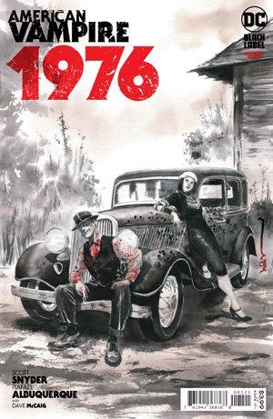 AMERICAN VAMPIRE 1976 #1 (OF 9) COVER B DUSTIN NGUYEN VARIANT