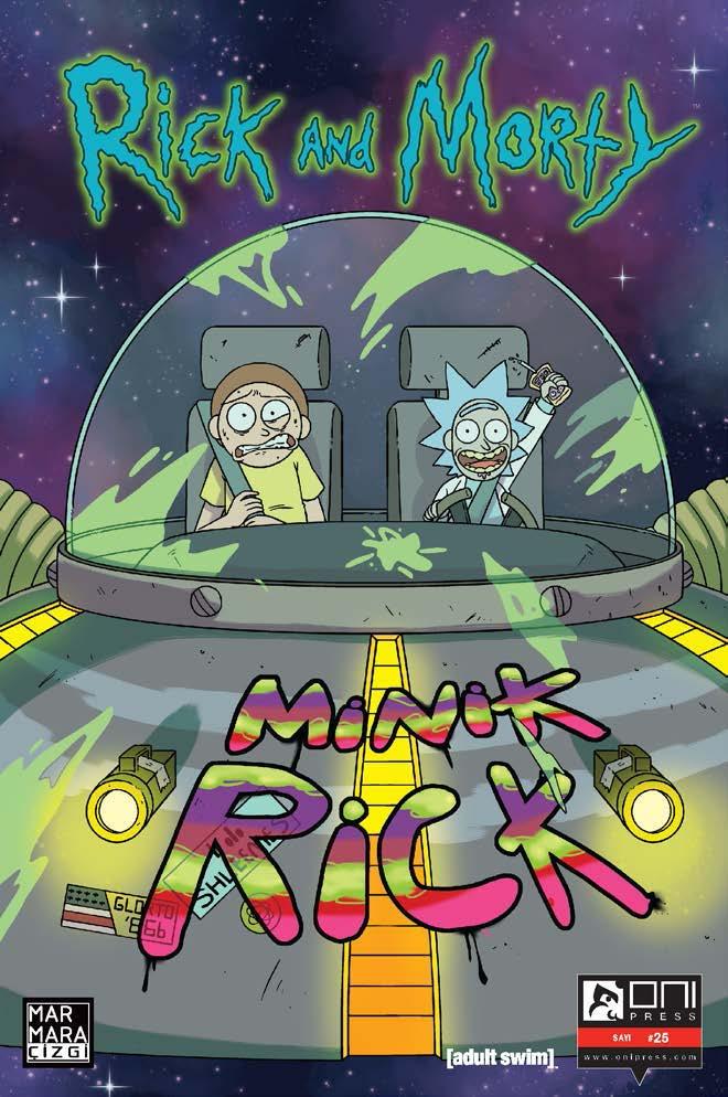 Rick and Morty Sayı 25