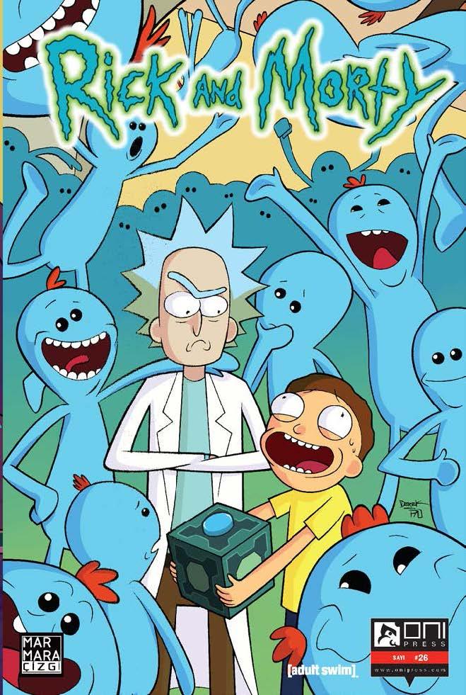 Rick and Morty Sayı 26
