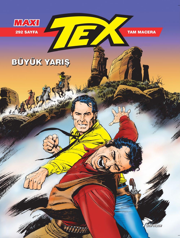 Tex Maxi Cilt 8