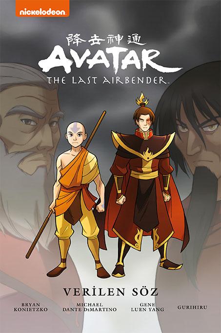 Avatar: The Last Airbender: Verilen Söz