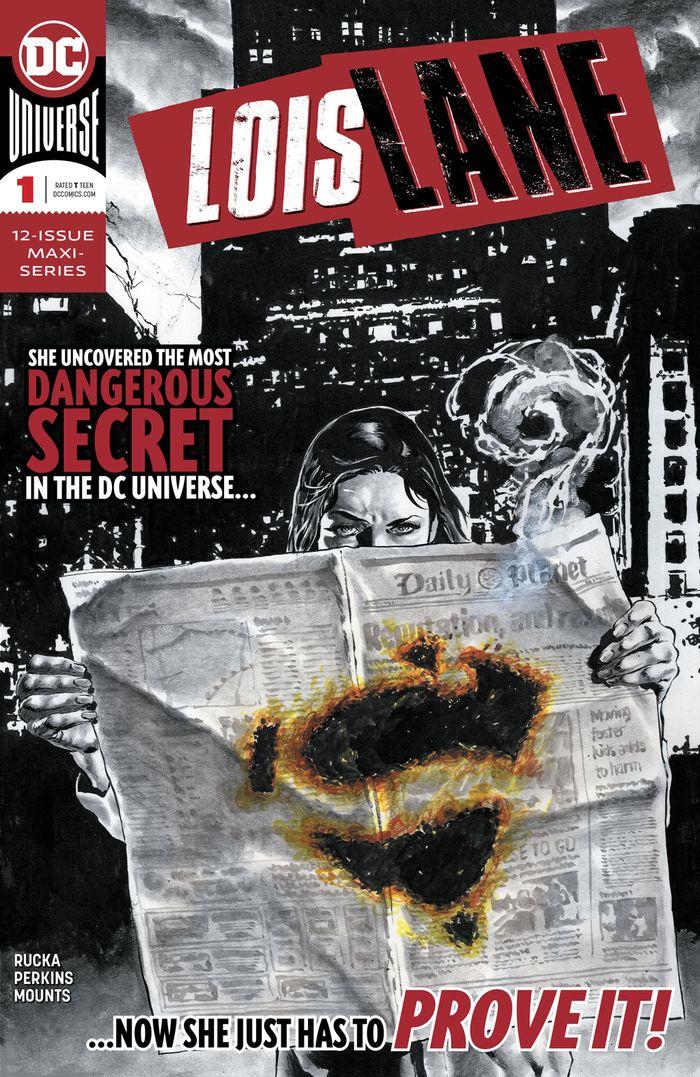 LOIS LANE #1 - #7 SET