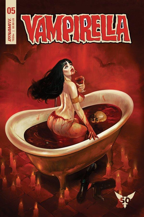 VAMPIRELLA #5 COVER C DALTON