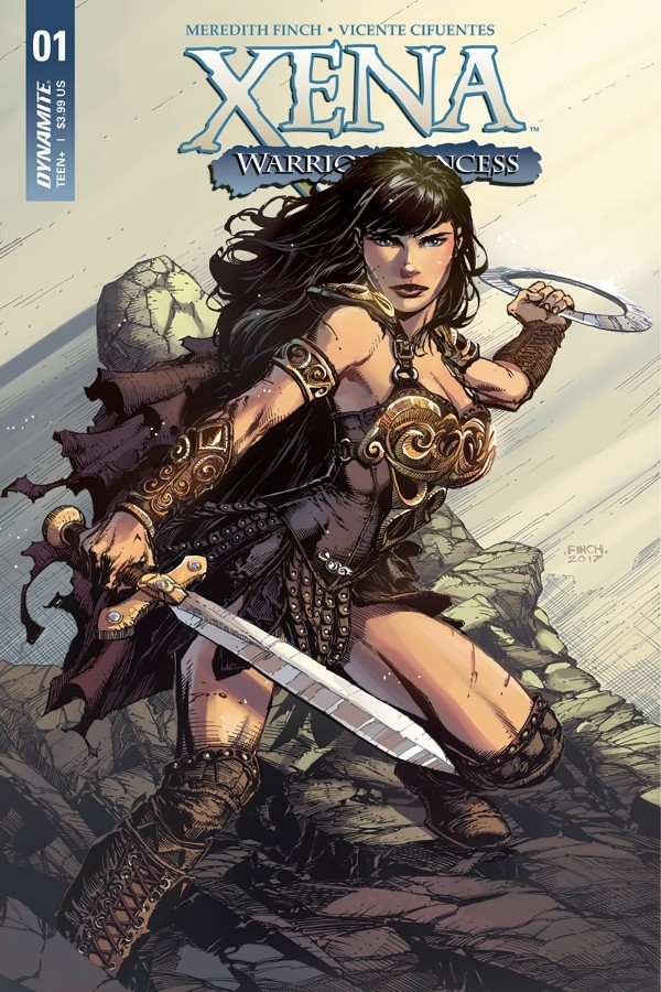 XENA WARRIOR PRINCESS #1 - #3 SET