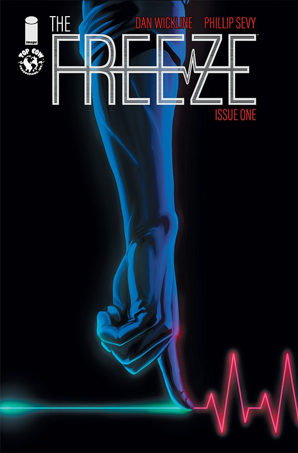 THE FREEZE #1 - #4 SET
