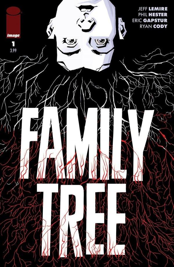 FAMILY TREE #1 - #2 SET