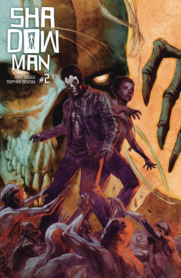 SHADOWMAN #2 COVER B GUEDES