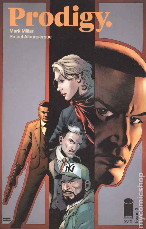 PRODIGY #3 COVER C CASSADAY