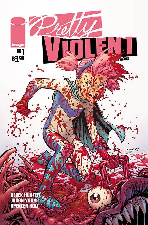 PRETTY VIOLENT #1 - #2 SET
