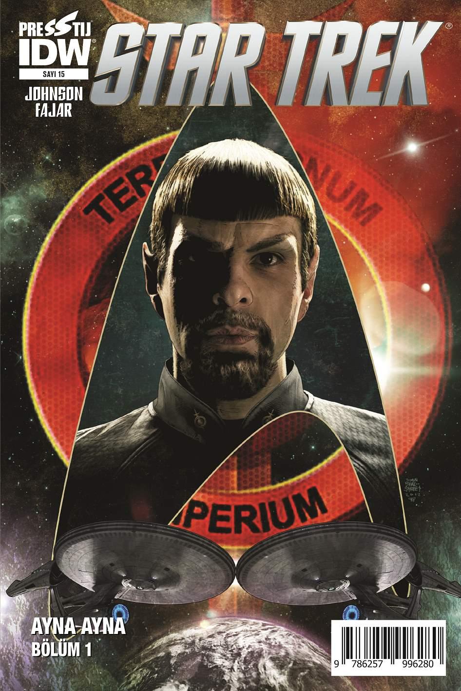 Star Trek Sayı 15