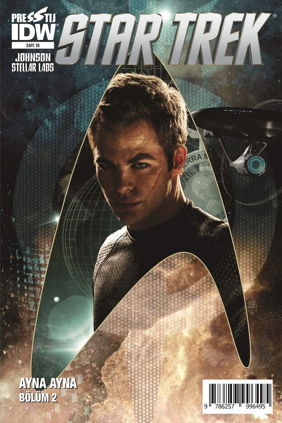 Star Trek Sayı 16