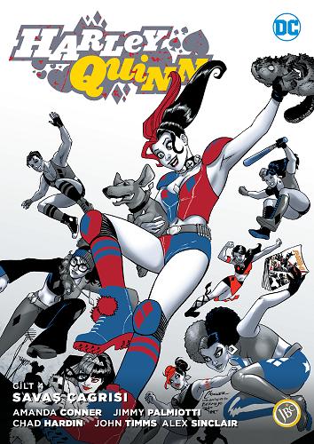 Harley Quinn Cilt 4: Savaş Çağrısı