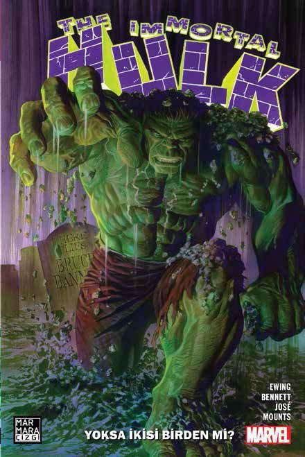 Immortal Hulk Cilt 1 - Yoksa İkisi Birden Mi?