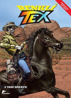 Tex Renkli Seri Cilt 8