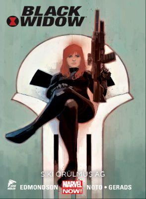 Black Widow Cilt 2: Sıkı Örülmüş Ağ