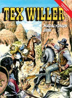 Tex Willer Sayı 2: Madalyonun Sırrı / Hazine Mağarası
