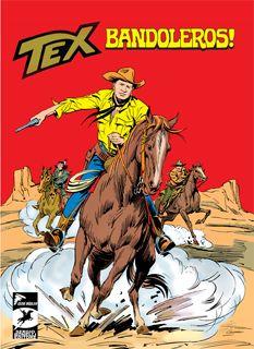 Tex Klasik Cilt 52: Bandoleros! / Asker Kaçağı