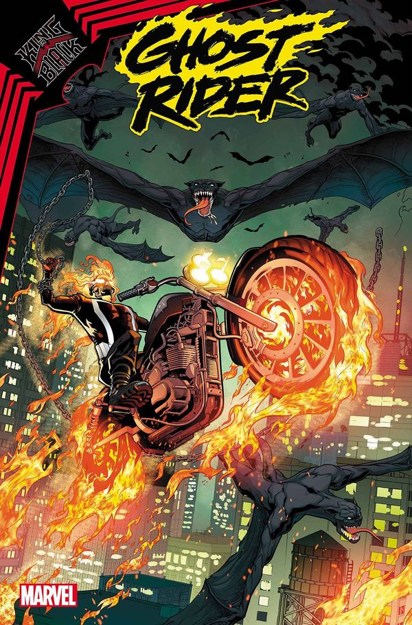 KING IN BLACK GHOST RIDER #1 (ONE-SHOT) - ÖN SİPARİŞ KAPORA ÖDEMESİ