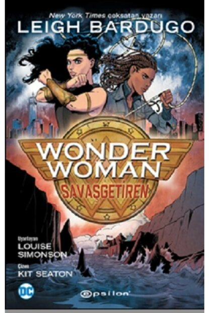 Wonder Woman: SavaşGetiren