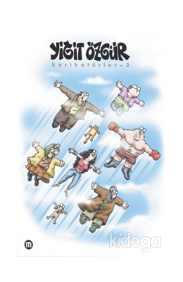 Yiğit Özgür - Karikatürler 3 (2. Baskı)