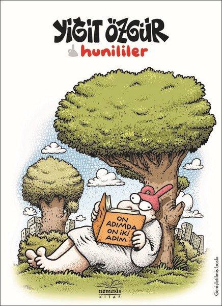 Yiğit Özgür - Hunililer (2. Baskı)