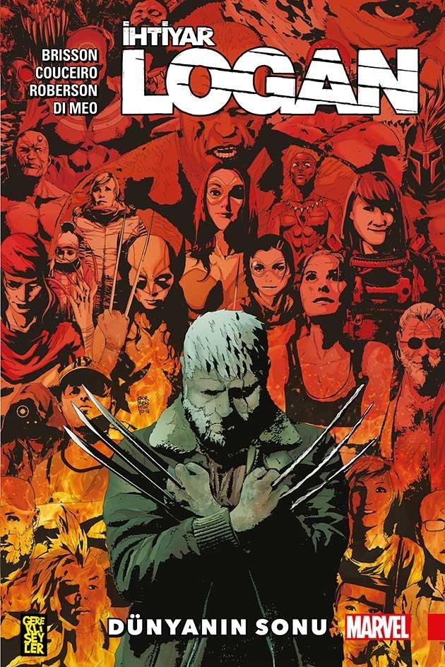 İhtiyar Logan 10: Dünyanın Sonu