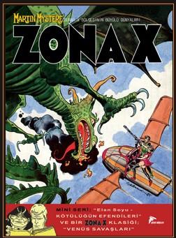 Zona X Cilt 10 - Elan Soyu - Kötülüğün Efendileri