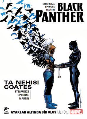 Black Panther Cilt 3 - Ayaklar Altında Bir Ulus