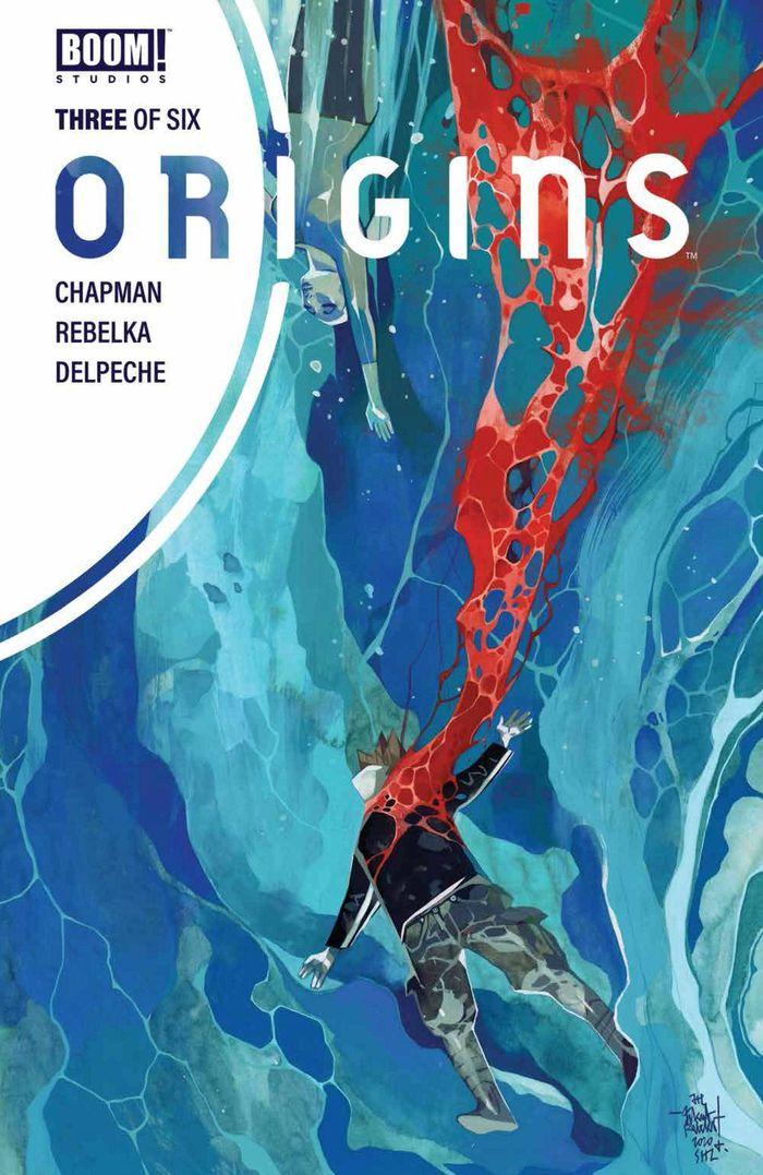 ORIGINS #3 (OF 6) COVER A MAIN