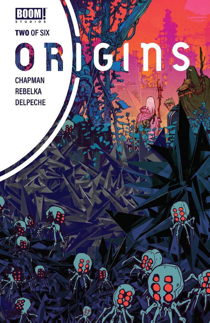 ORIGINS #2 (OF 6) COVER A MAIN