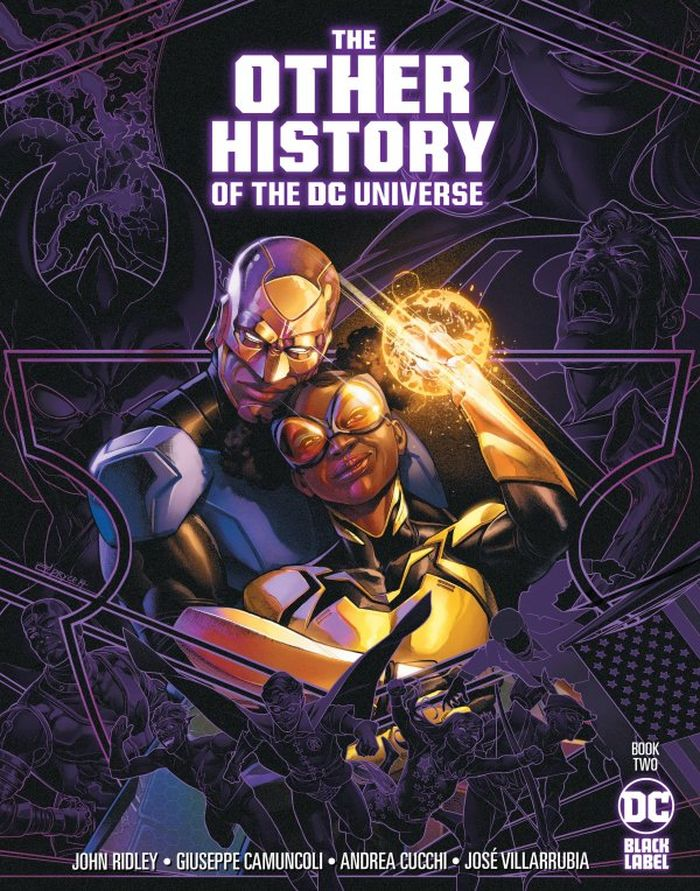 OTHER HISTORY OF THE DC UNIVERSE #2 (OF 5) COVER B JAMAL CAMPBELL