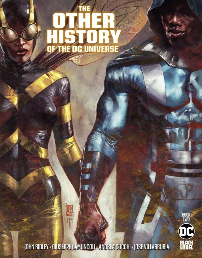 OTHER HISTORY OF THE DC UNIVERSE #2 (OF 5) COVER A GIUSEPPE CAMUNCOLI & MARCO MASTRAZZO