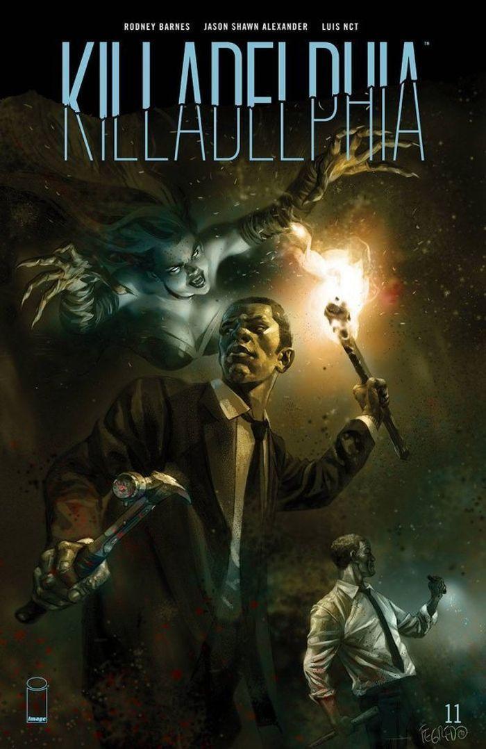 KILLADELPHIA #11 COVER B FEGREDO